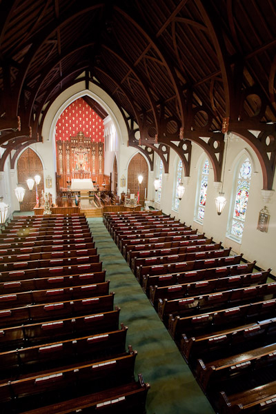 St Johns Church Inside
